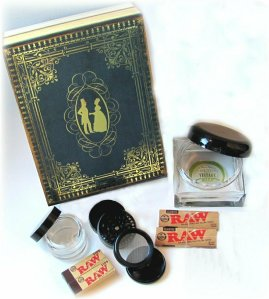 Pride and Prejudice Weed Box 2