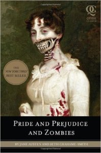 Pride and Prejudice and Zombies Book